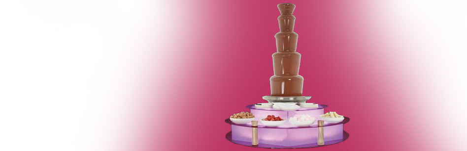 Chocolate Fountain Hire Leeds